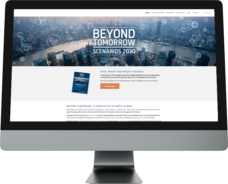 B&K_Beyond_tomorrow_Landing_page