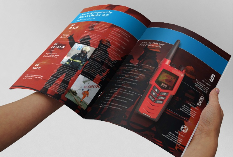 CBC Cobham Be Ready Brochure