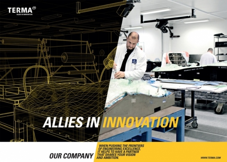 CBC Terma Allies in innovation Poster