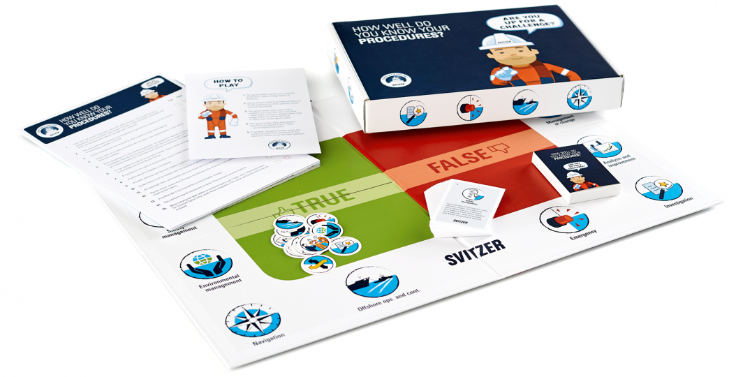 CBC case Svitzer Safety Campaigns Game